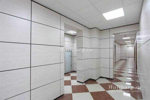 Стеновые панели вариант 4